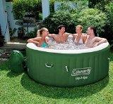 Coleman Lay Z Spa Inflatable Hot Tub Reviews